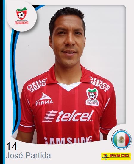 José Ramón Partida Arévalo