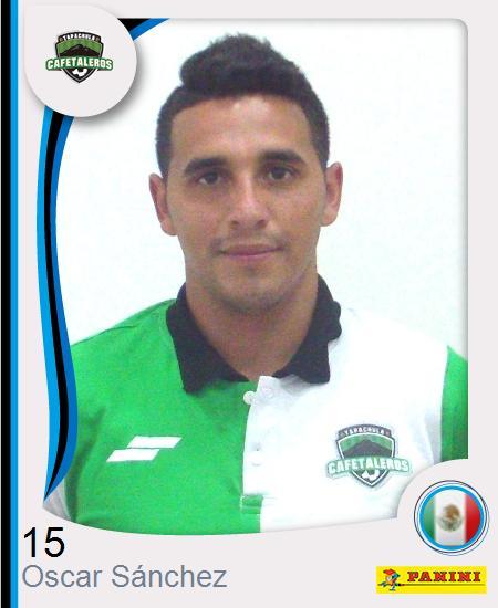 Oscar Sánchez