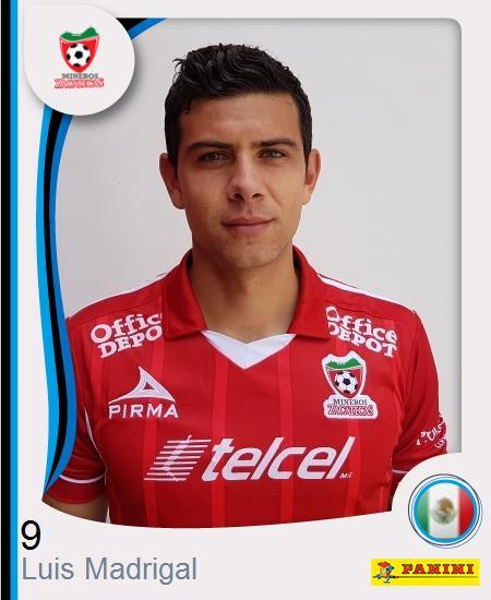 Luis Madrigal