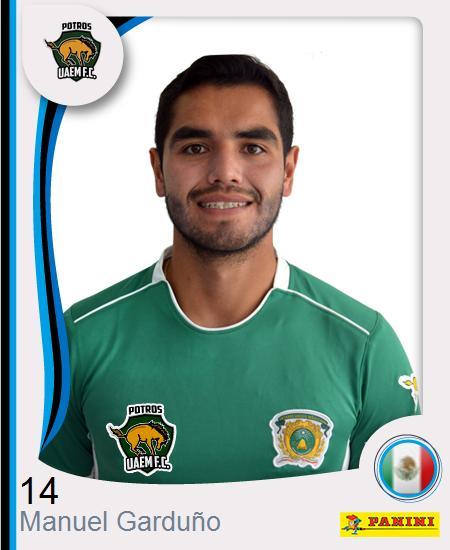 Manuel Garduño Peña