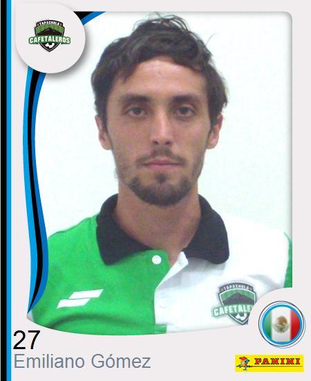 Emiliano Gómez Vizcarra