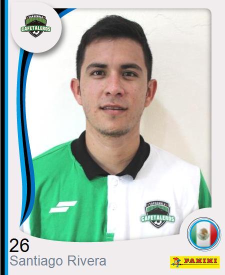 Santiago Rivera Molina