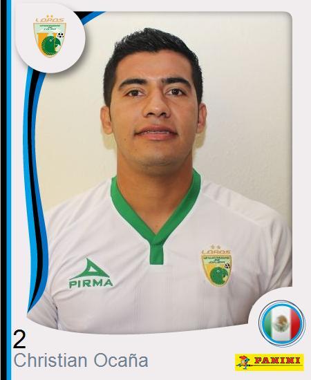 Christian Felipe Ocaña Téllez