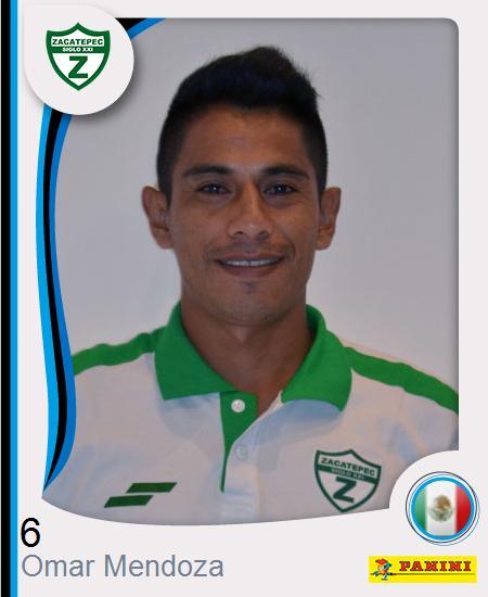Omar Mendoza Martínez