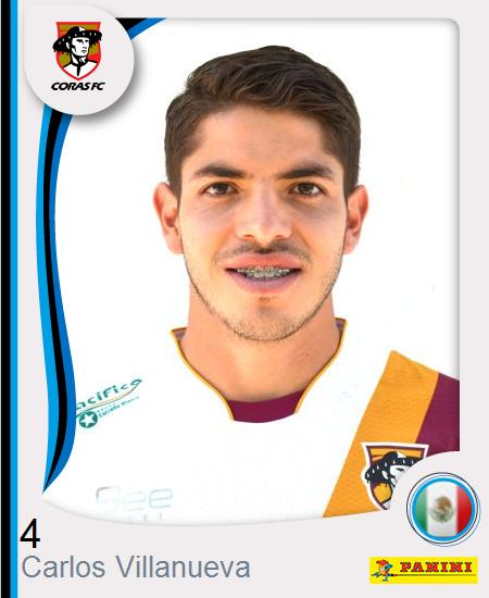 Carlos Octavio Villanueva López