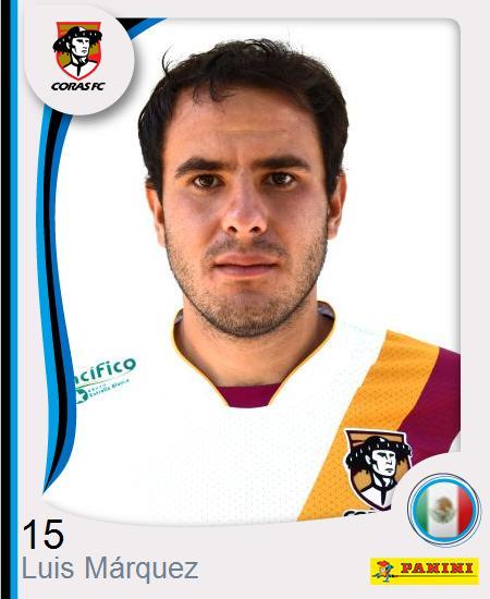 Luis Alberto Márquez Quezada