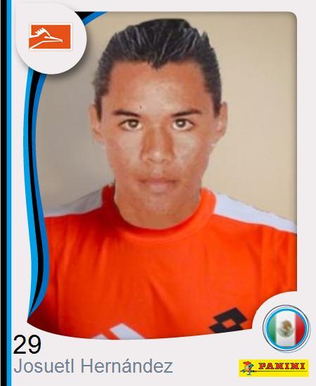 Josuetl Ricardo Hernández Rea