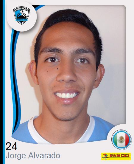 Jorge Luis Alvarado Romero