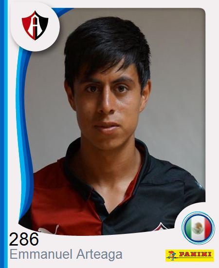 Emmanuel Alejandro Arteaga Rojas
