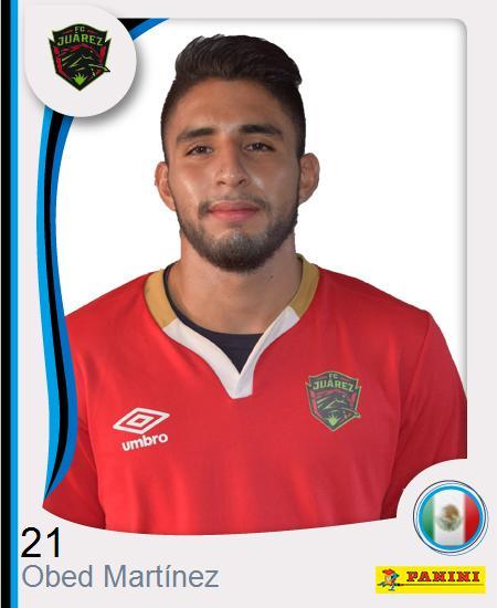 Obed Esaú Martínez Villarreal