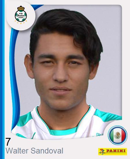 Walter Gael Sandoval Contreras
