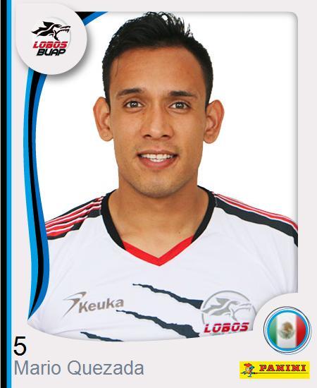 Mario Alberto Quezada Gutiérrez