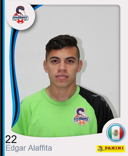Edgar Jahir Alaffita García