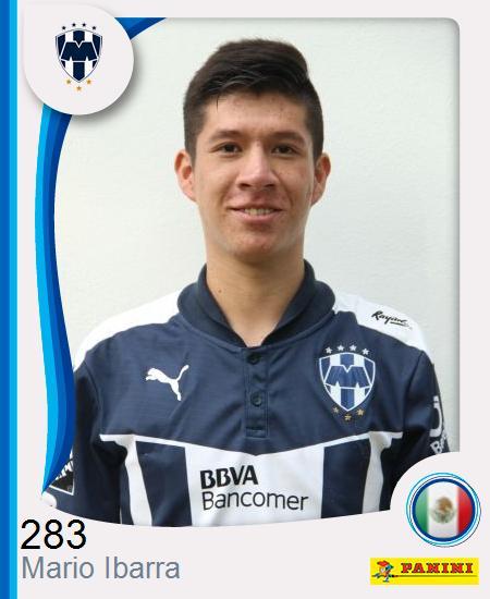Mario Alberto Ibarra Sánchez