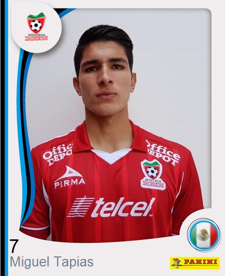 Miguel Ángel Tapias Dávila