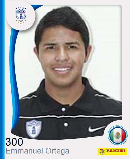 Emmanuel Antonio Ortega Mercado