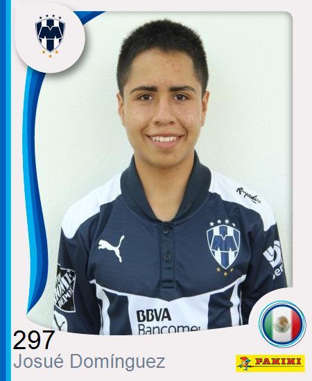 Josué Misael Domínguez González
