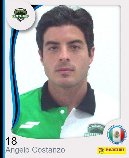 Angelo Costanzo Castillo