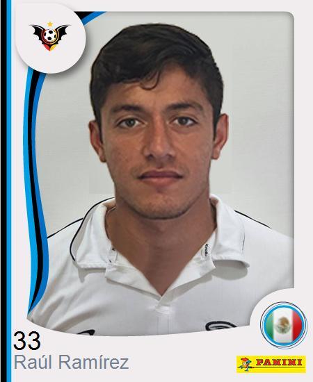 Raúl Zerimar Ramírez Cota