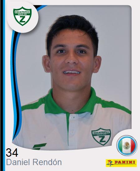 Daniel Alejandro Rendón Ayala