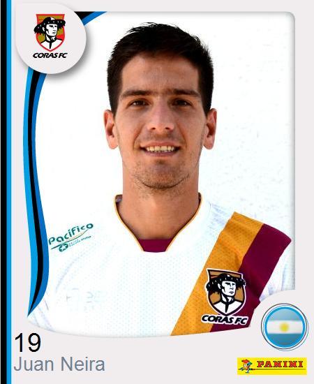 Juan Ángel Neira