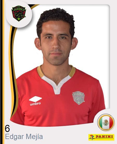 Edgar Mejía