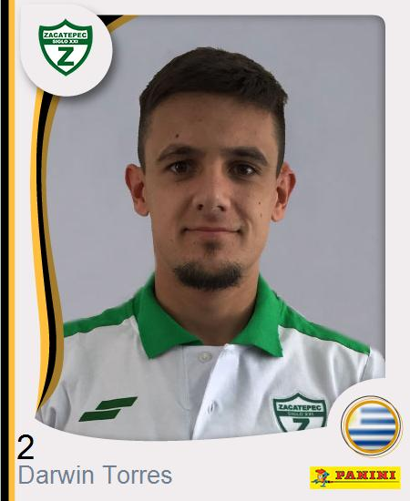 Darwin Fabián Torres Alonso