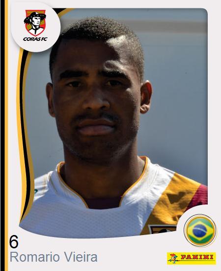 Romario Vieira Da Silva