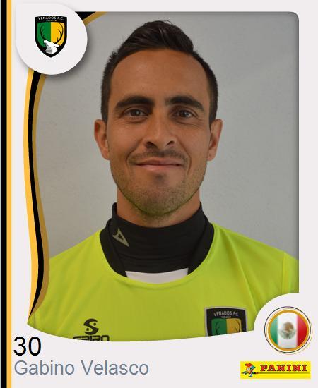 Gabino Alberto Velasco Rivas