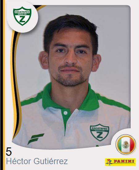 Héctor Enrique Gutiérrez Ramírez