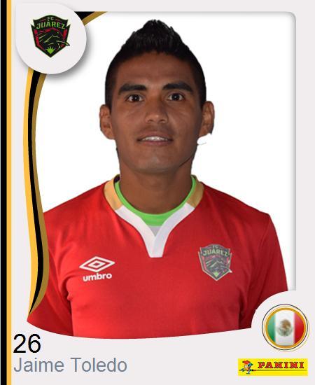 Jaime Toledo Olivo