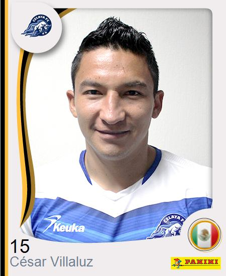 César Osvaldo Villaluz Martínez