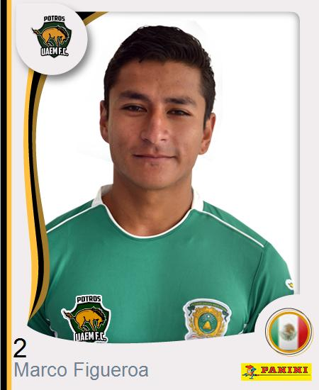 Marco Antonio Figueroa Valle