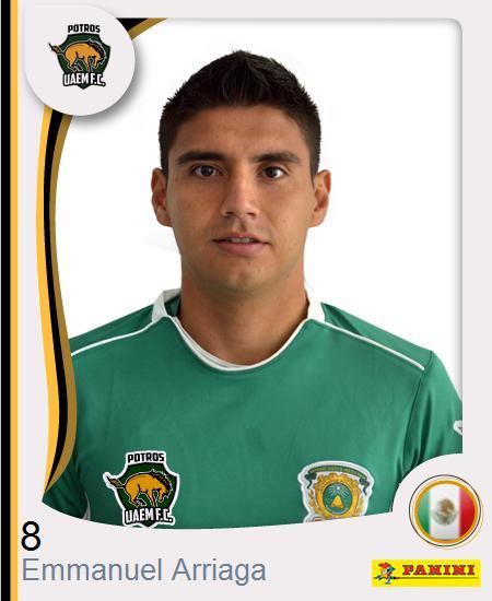 Emmanuel Arriaga Pérez