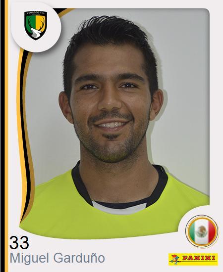 Miguel Ángel Garduño Pérez