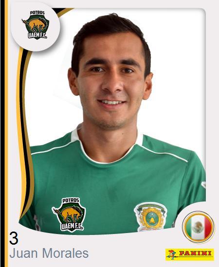 Juan Carlos  Morales Hernández