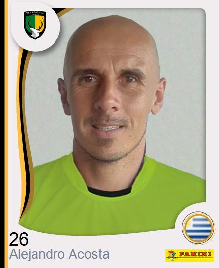 Alejandro Javier Acosta Torres