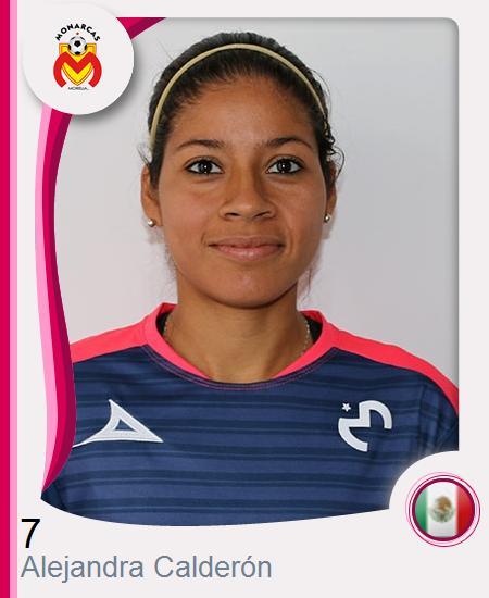 Alejandra Calderón