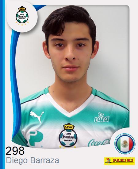 Diego Barraza González
