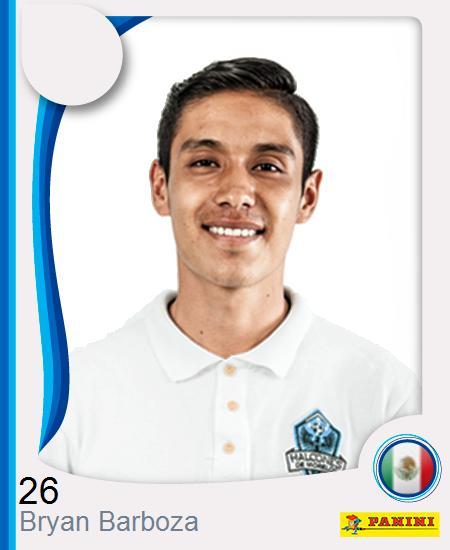 Bryan Miguel Ángel Barboza Morán