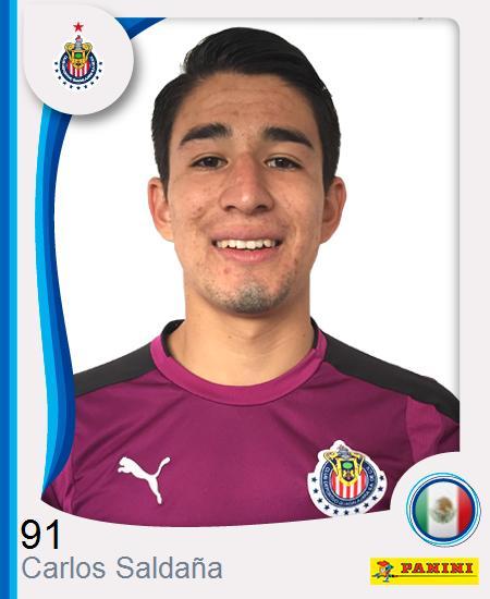 Carlos Alberto Saldaña Moreno