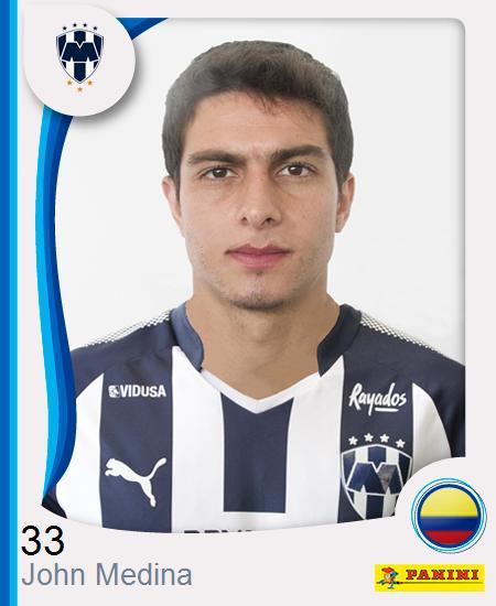 John Stefan Medina Ramírez