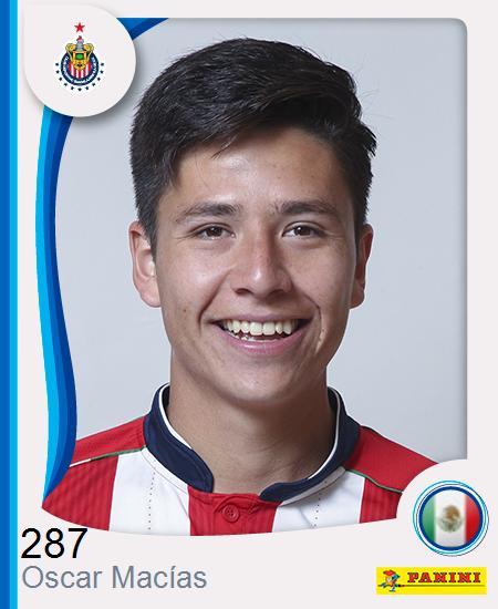 Oscar Macías
