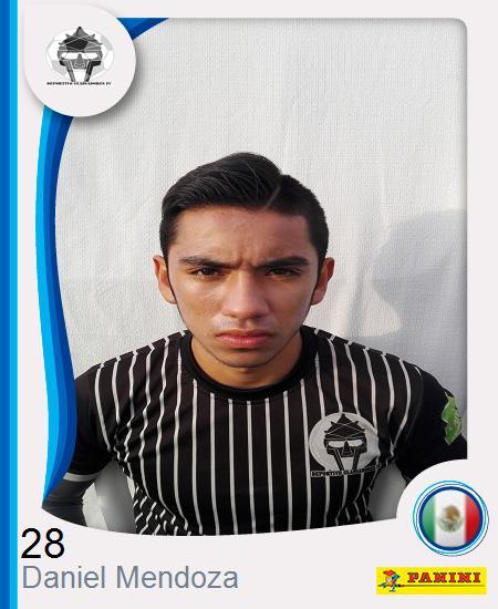 Daniel Mendoza López