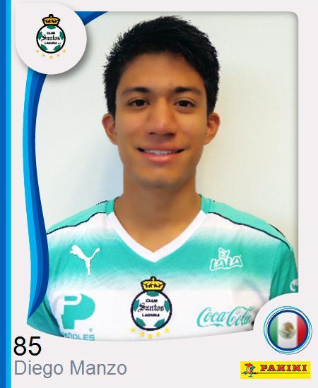 Diego Alexis Manzo Arballo