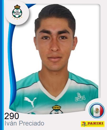 Iván Salvador Preciado Ayala