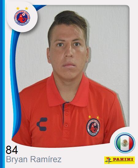 Bryan Ramírez Herrera