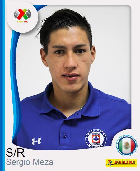 Sergio Eduardo Meza Carrillo