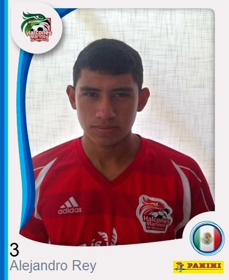 Alejandro Alberto Rey Castro