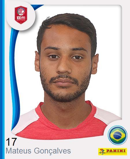 Mateus Gonçalves Martins